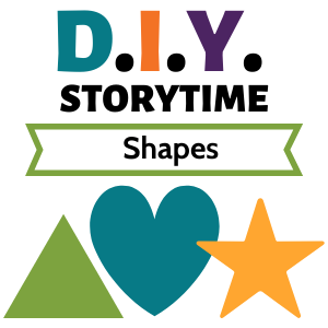 DIY storytime shapes